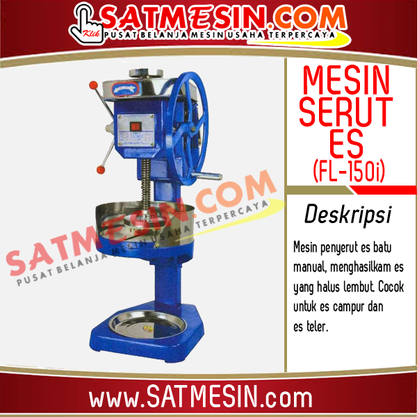 Mesin Es serut fl-150i copy